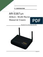 UM AR-5387un Spanish C1.0