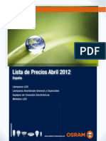 Lista General Abril 2012
