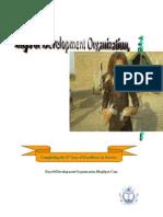 2007 Rays of Development (ROD) Activity Report New