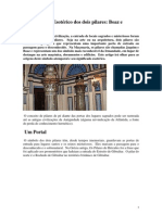 O Significado Esotérico dos dois pilares