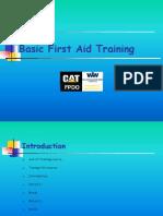 58277058 Basic First Aid Training 1