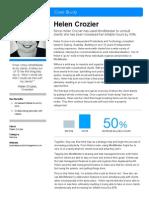 MindMeister › Case Study › Helen Crozier