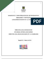 DIAGNÓSTICO  EDUCACIÓN 17