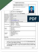 Syed Ibrahim Resume