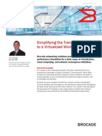 Simplify Transition Virtualized World