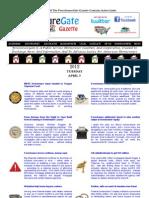 Tuesday - April 3, 2012 - ForeclosureGate Gazette