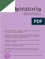 Lavboratorio, nº 11-12, 2003