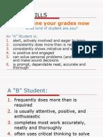 2. Study Skills