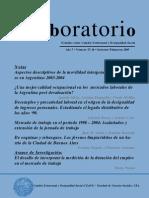 Lavboratorio, nº 17-18, 2005