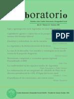 Lavboratorio, nº 22, 2008