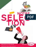 "Programme animations ""Voix"" 2012"