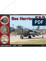 Kagero Topshots 11020 - Sea Harrier FA2