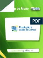 Produção e Gestão de Eventos
