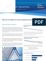 Colliers Brasil Relatorio de Pesquisa Industrial