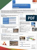 Poster Residuos Construção e Demolição