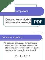 numeroscomplexos