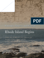 Rhode Island Begins Exhibit Catalog