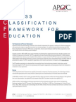 PCF for Education