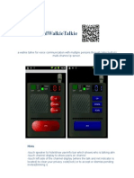VirtualWalkieTalkie