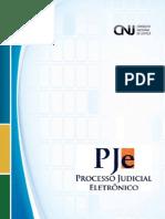 Cartilha Processo Judicial Eletronico