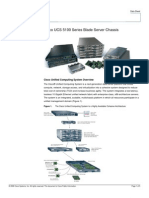 Data Sheet c78 526830 Blade Chassis