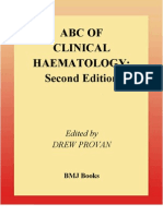 abc .. of clinical haematology