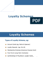 Loyalty Schemes Shoppers Stop Ppt