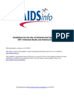 Aids Guidelines