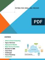 Cloud Computing-SMB FK CD Presentation Version2