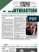 The Northeastern - April 3, 2012