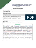 Documento guia. Unidad 1