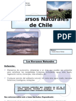 Recursos Naturales de Chile