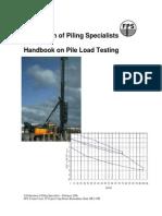 Piles Load Testing Handbook