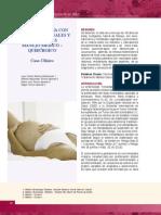 Coriocarcinoma Caso Clinico b