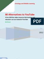 Eighty Alternatives to YouTube