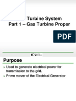 Gas Turbine - Part 1