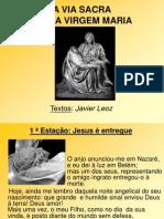 Via Sacra Com Maria (s)