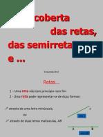 Posicao Rectas Plano PDF