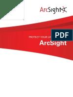 ArcSight SIEM Product Platform
