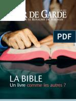 LA BIBLE, un livre comme tous les autres ?