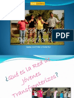 Agenda política de la red de jóvenes trasnfronterizos