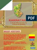 Introduction to Karnataka