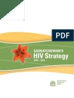 Saskatchewan's HIV Strategy 2010 2014