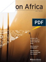 Ernst & Young Report - Eye on Africa