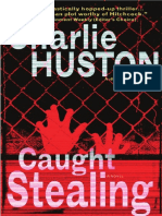 Caught Stealing by Charlie Huston