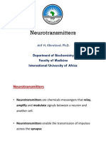 Neurotransmitters II (IUA, FM, 2012)