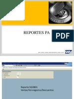Reportes PA