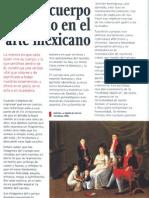 El Cuerpo Humano en El Arte Mexicano