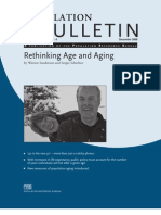 Rethinking Age and Aging