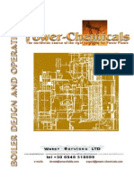 Boiler Design and Operation
